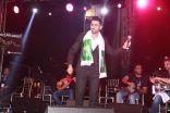 فؤاد عبدالواحد يحتفل باليوم الوطني السعودي في دبي