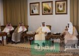 الأمير جلوي بن عبدالعزيز يقيم مأدبة عشاء في قصر سموه على شرف صاحب السمو الملكي الأمير متعب بن عبدالله بن عبدالعزيز وزير الحرس الوطني