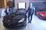 """حازت مازيراتي ليڤانتي على جائزة """"أفضل سيارة فاخرة متعددة الاستعمالات"""""""